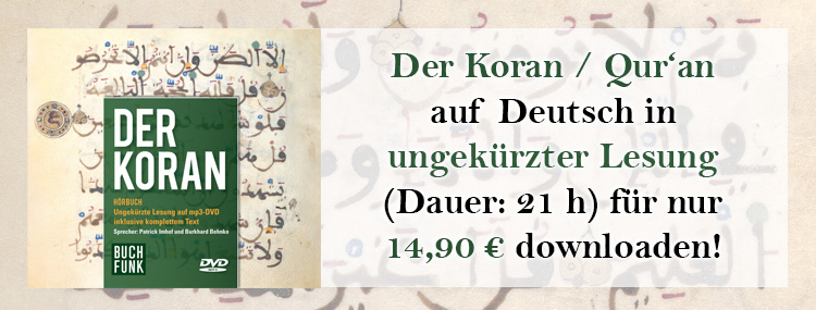 Das Koran-Hörbuch downloaden